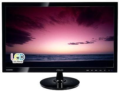Asus 24 inch VS248H P 1080p Full HD Gaming LED LCD Monitor 2ms RT Slim Design