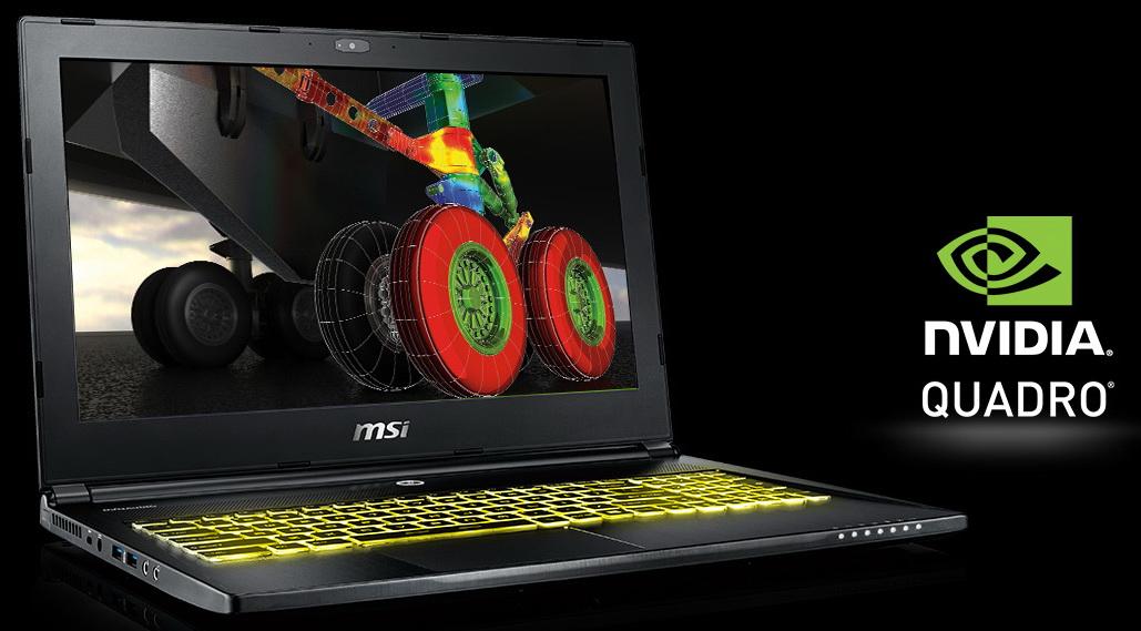 ... HD eDP Workstation Laptop / NVIDIA Quadro M1000M 2GB GDDR5 (Skylake