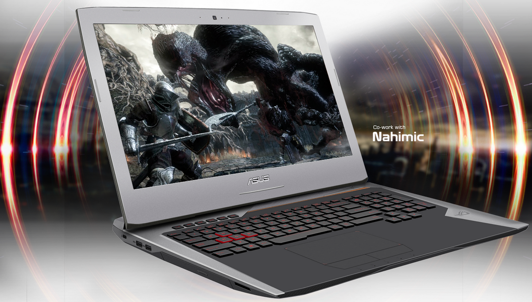 Details about ASUS ROG G752VS -XB72K OC 17 3-Inch FHD Core i7 GTX 1070  (8GB) Gaming Laptop