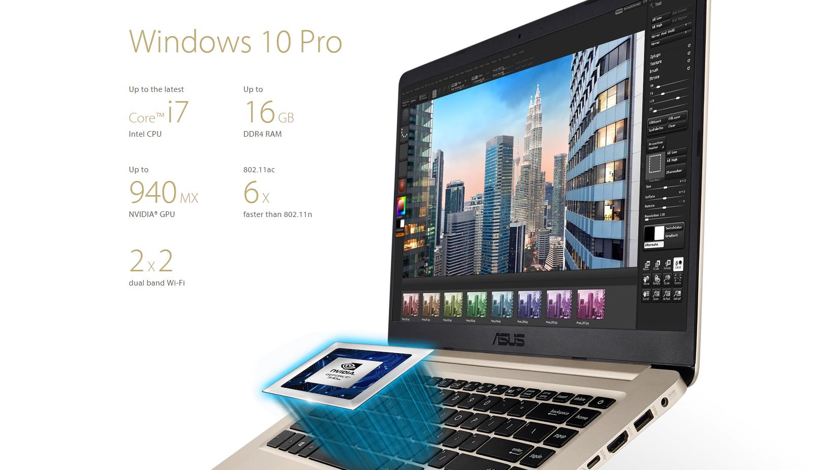 Details about ASUS VivoBook S15 (S510UA) 15 6