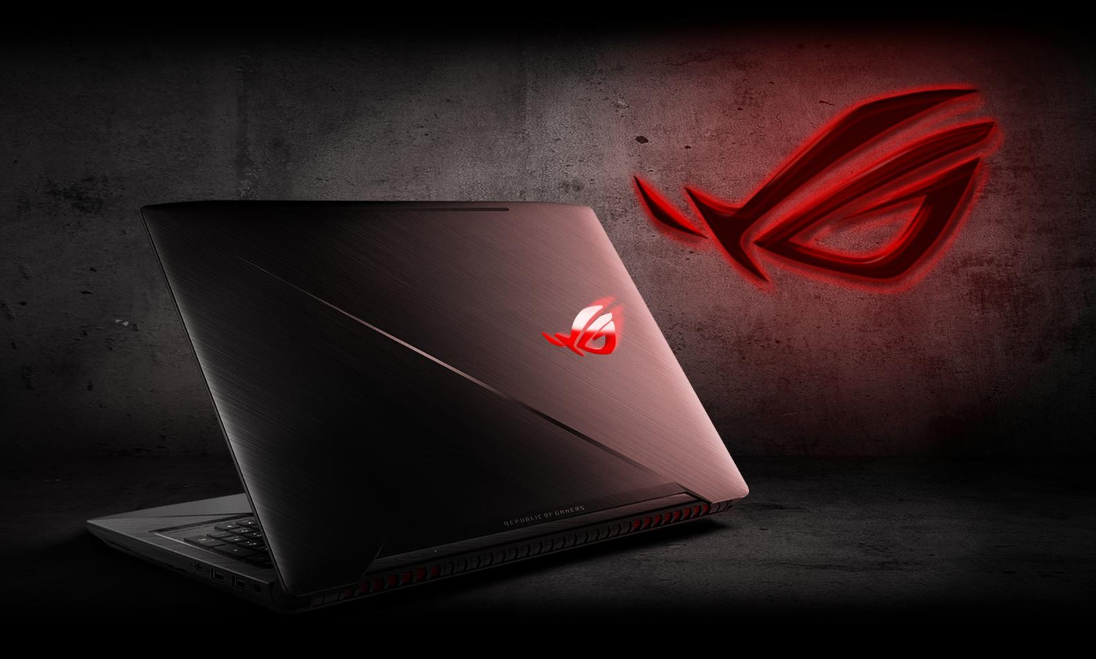 ASUS ROG STRIX GL503VD DB71 156 Full HD Gaming Laptop W