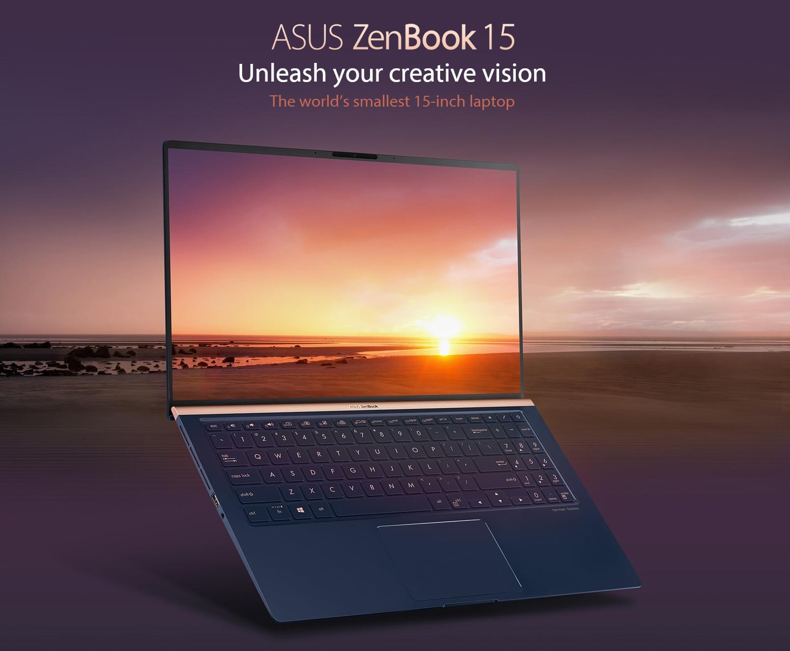 Details about ASUS ZenBook 15 UX533FD-DH74 15 6