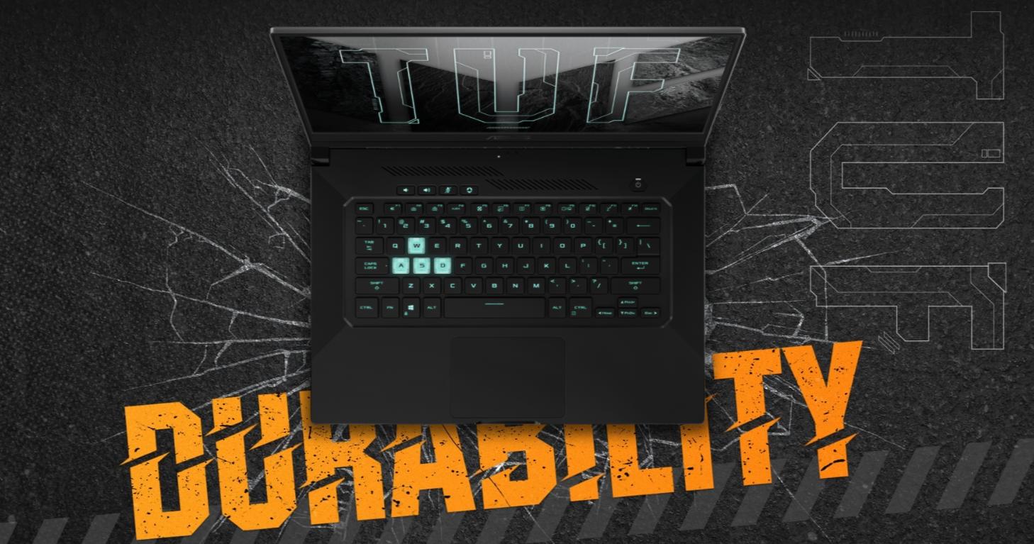"ASUS TUF Dash F15 (FX516PM-211.TF15) 15.6"" 144Hz Full HD IPS-Level Gaming Laptop w / RTX 3060 Max Performance (Core i7-11370H)"